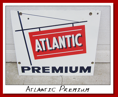 Atlantic Premium sign