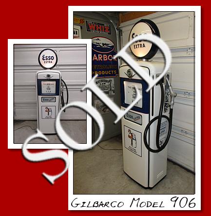 Severn Gas Pumps, Antique gas pumps, classic gas pumps