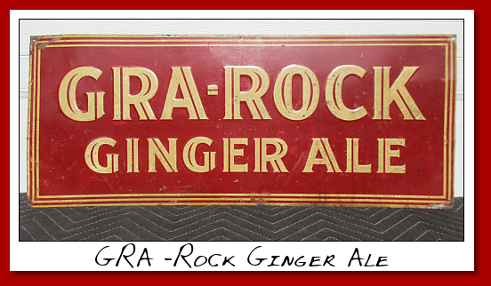 GRA-Rock Ginger Ale