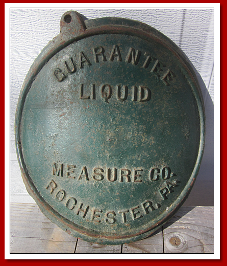 guaranteed liquid measure