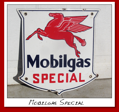 Mobile Gas Special shield pump plate