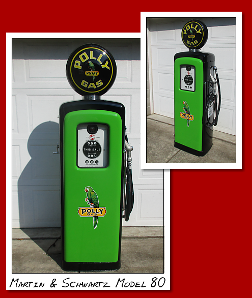 Severn Gas Pumps, Antique gas pumps, classic gas pumps, vintage gas