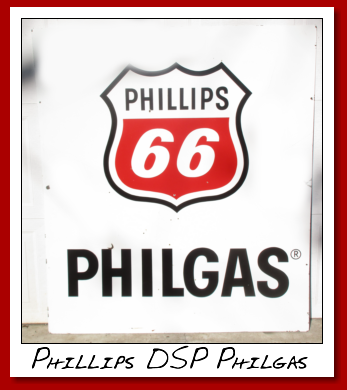 Phillips DSP Philgas sign