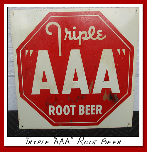 Triple AAA Root Beer SST