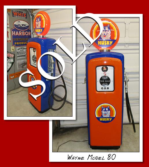Bowser 575 Gas Pump Trim Set 10 Pieces